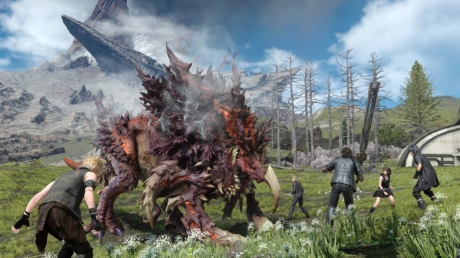 Final Fantasy XV może zyskać obsługę interfejsu Vulkan [1]