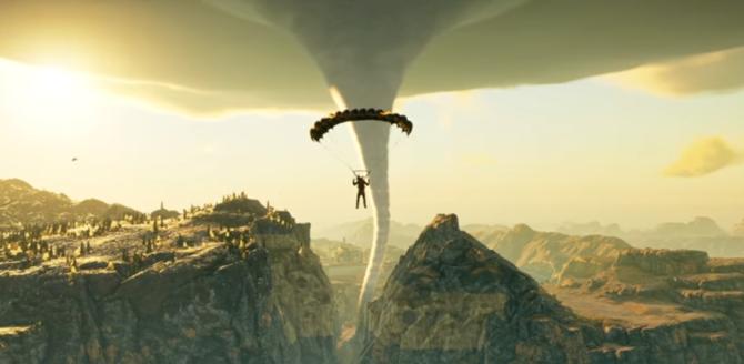 Pierwszy gameplay Just Cause 4: Rico kontra trąba powietrzna [2]