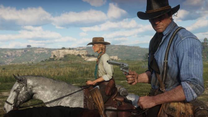 Red Dead Redemption 2 będzie miało większy świat niż GTA V [1]