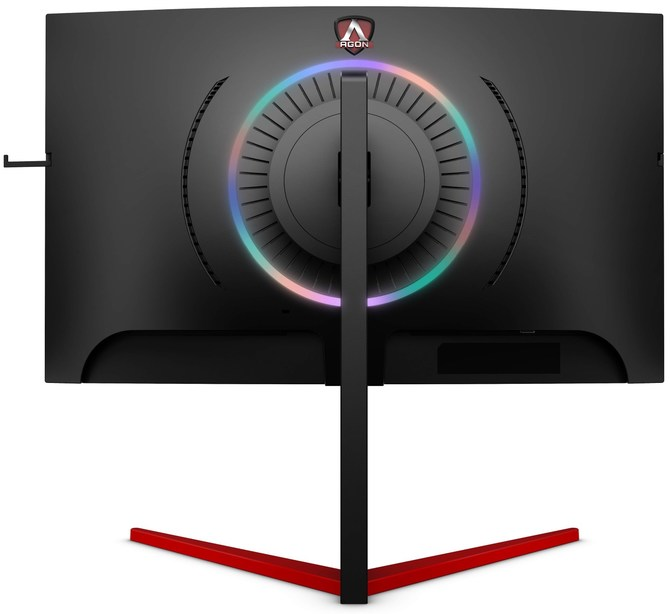 AOC Agon3 AG273QCG i AG273QCX - nowe monitory na Gamescom [4]