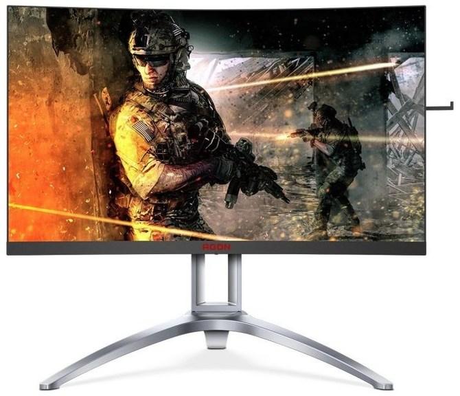 AOC Agon3 AG273QCG i AG273QCX - nowe monitory na Gamescom [5]