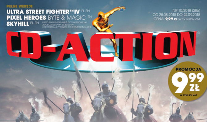 CD-Action bez płyty: koniec epoki nośników optycznych