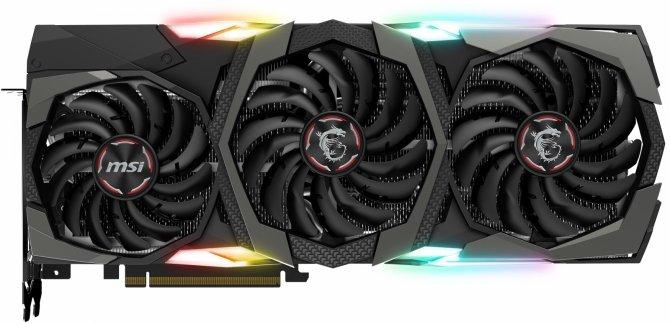 MSI prezentuje niereferncyjne karty graficzne GeForce RTX 20x0 [1]
