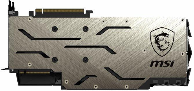 MSI prezentuje niereferncyjne karty graficzne GeForce RTX 20x0 [2]