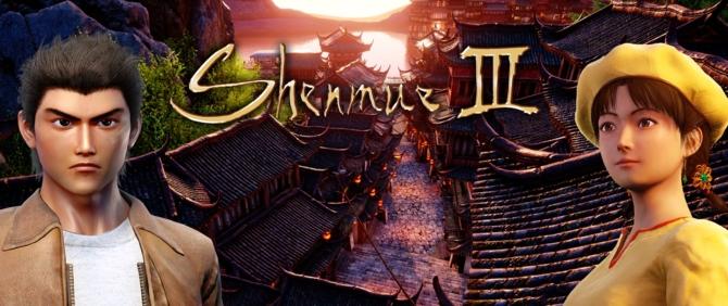 Znamy datę premiery Shenmue III: zagramy Ryo w sierpniu 2019 [2]