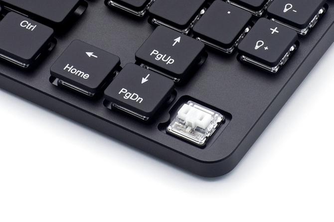 Hexgears X-1: mechaniczna, niskoprofilowa klawiatura z RGB [4]