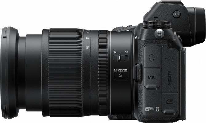 Nikon Z 7 i Z 6 - profesjonalne pełnoklatkowe bezlusterkowce  [1]