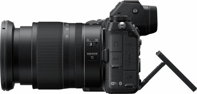 Nikon Z 7 i Z 6 - profesjonalne pełnoklatkowe bezlusterkowce  [7]