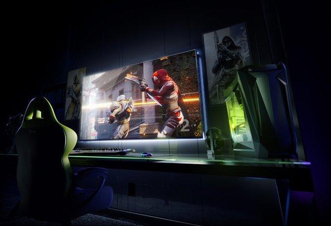 Monitory NVIDIA Big Format Displays opóźnione i absurdalnie [1]