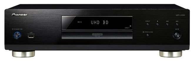Pioneer zapowiada flagowy odtwarzacz UHD Blu-ray UDP-LX500 [1]