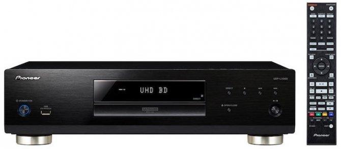 Pioneer zapowiada flagowy odtwarzacz UHD Blu-ray UDP-LX500 [3]