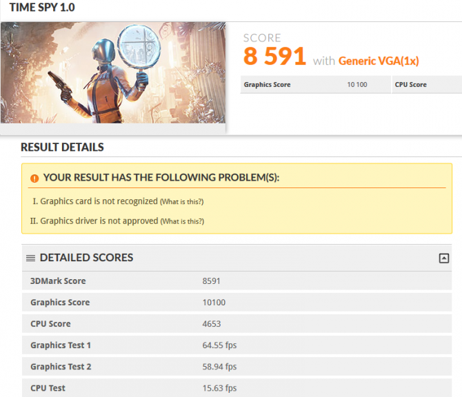 NVIDIA GeForce RTX 2080 - Pojawiły się wyniki z 3DMark Time Spy [2]