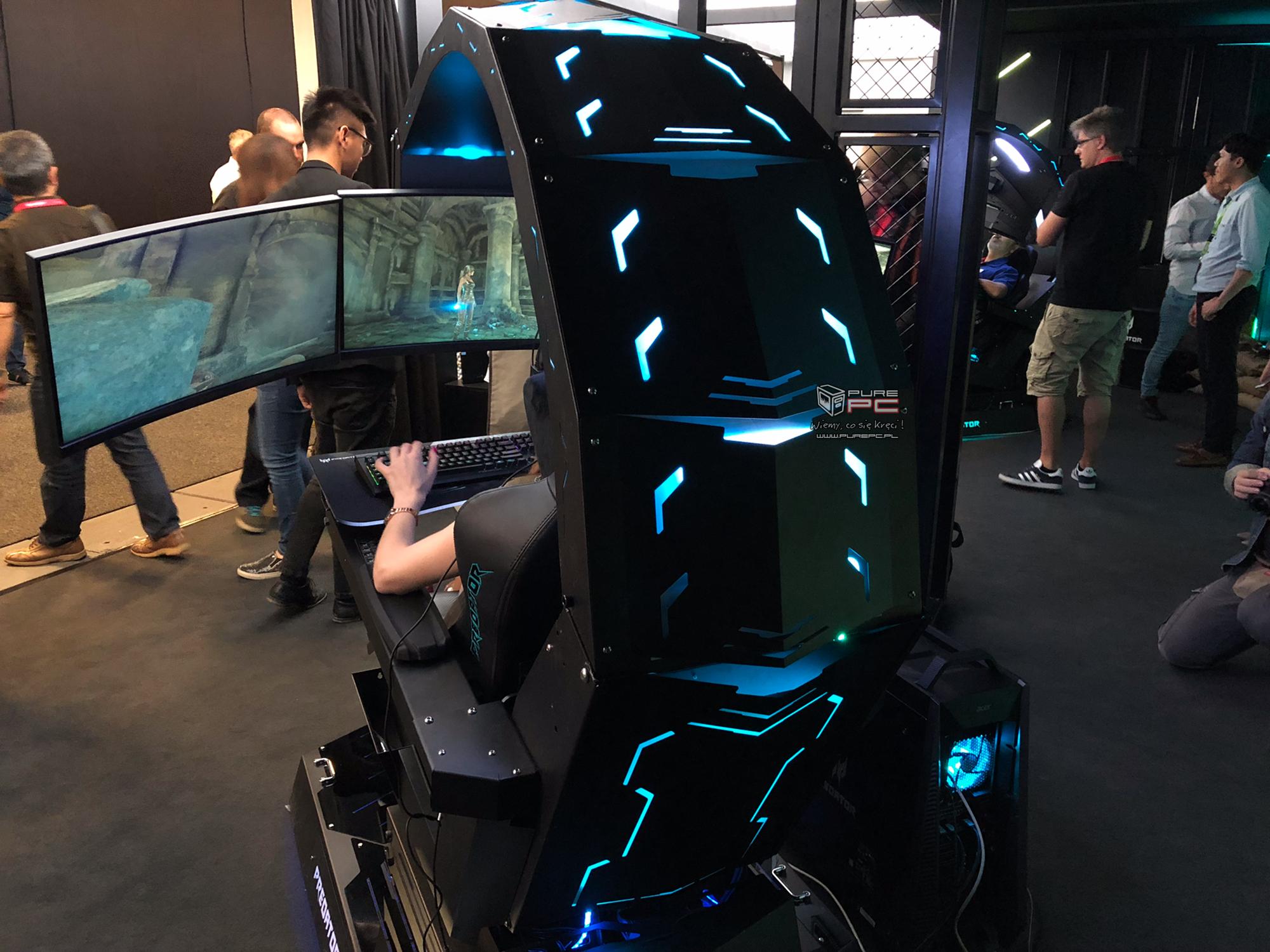fotel gamingowy za 50 tysięcy