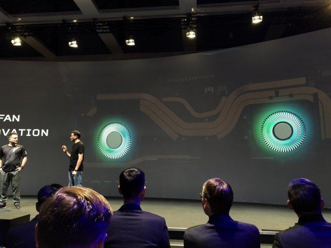 Acer Triton 900 - hybrydowy laptop do grania z nowymi kartami NVIDIA [11]