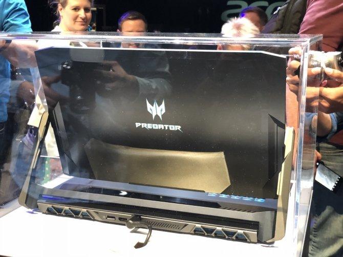 Acer Triton 900 - hybrydowy laptop do grania z nowymi kartami NVIDIA [6]