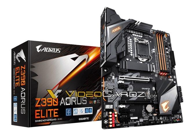Gigabyte Z390 Aorus Elite - nowa płyta dla Core 9. generacji [1]