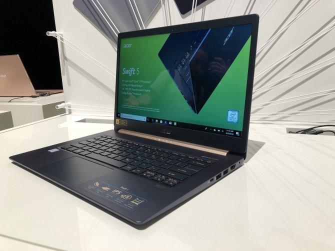 Next@acer - premiera Acer Aspire 7 z AMD Radeon RX Vega M GL [12]