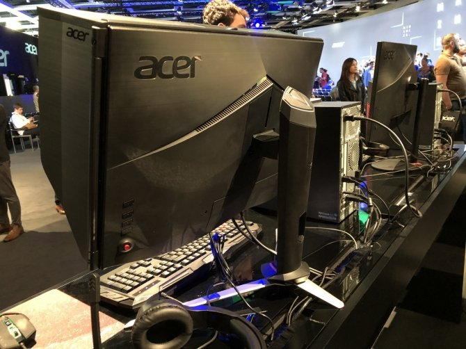 Next@acer - prezentacja monitorów IPS 4K 144 Hz w niższej ce [4]