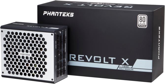 Phanteks RevoltX - Jeden mocny zasilacz na dwa komputery [1]