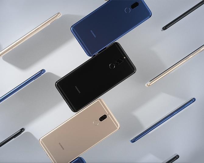 Huawei w Q2 2018 wyprzedziło Apple w sprzedaży smartfonów [5]