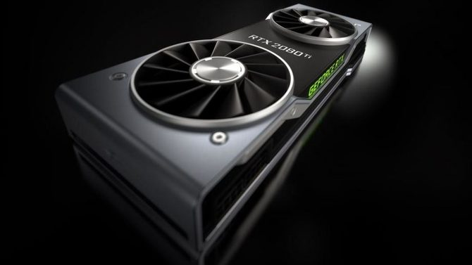 NVIDIA: GeForce 2000 w starszych grach też będzie wymiatać [1]