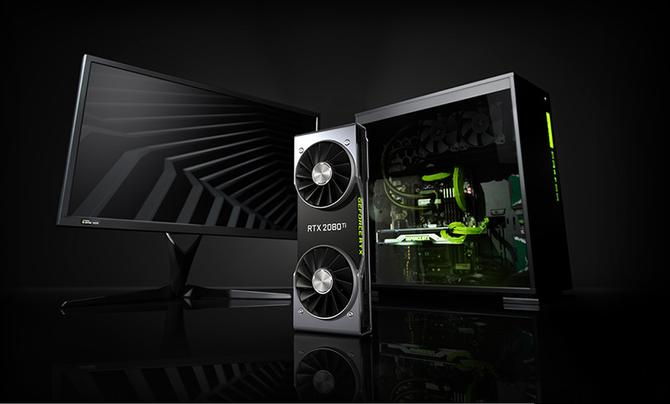NVIDIA: GeForce 2000 w starszych grach też będzie wymiatać [2]