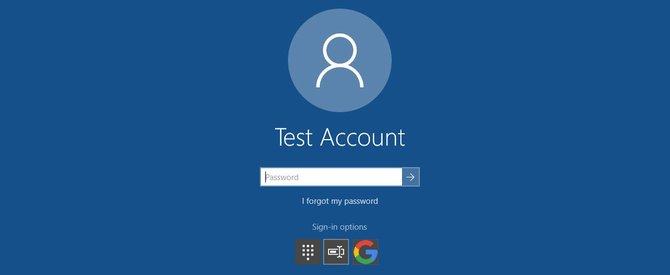 Do Windows 10 zalogujemy się także dzięki loginowi Google [1]