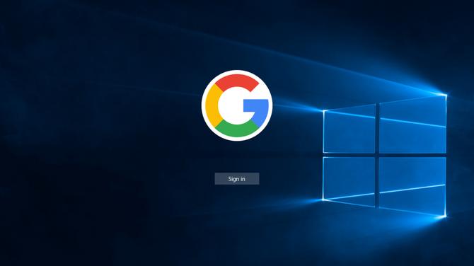 Do Windows 10 zalogujemy się także dzięki loginowi Google [3]