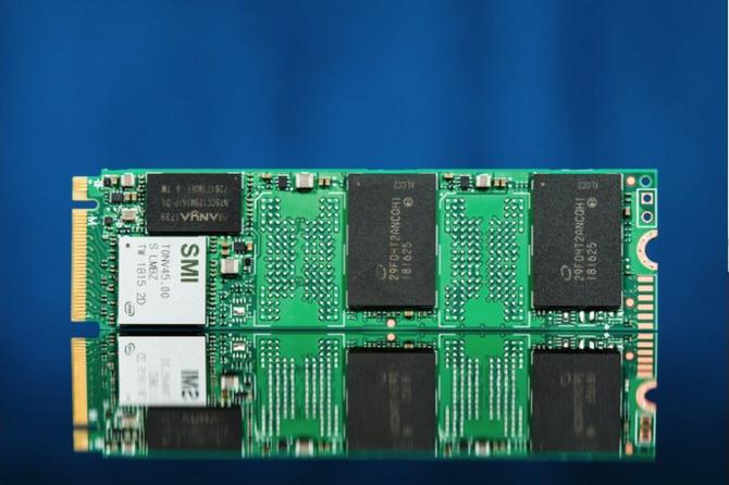 Intel i Micron mają problemy z uzyskiem pamięci QLC [1]