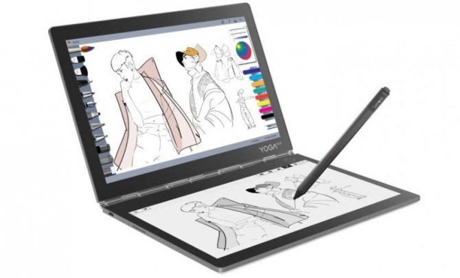 Lenovo prezentuje laptopy YOGA w tym model C930 z soundbarem [4]