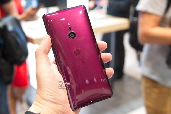 IFA 2018: Sony Xperia XZ3 - nowy smartfon z AI i funkcją Side Sense [1]