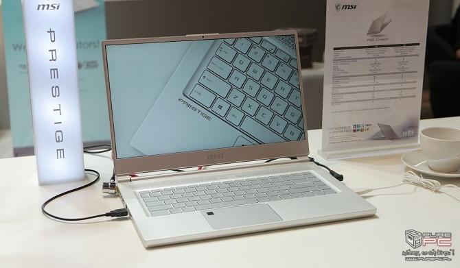MSI P65 Creator - biznesowa wersja laptopa GS65 Stealth Thin [nc1]