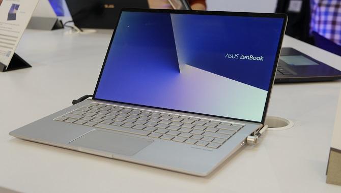 ASUS prezentuje odświeżone ultrabooki Zenbook na 2018 / 2019 [nc4]