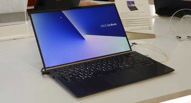 ASUS prezentuje odświeżone ultrabooki Zenbook na 2018 / 2019 [nc5]