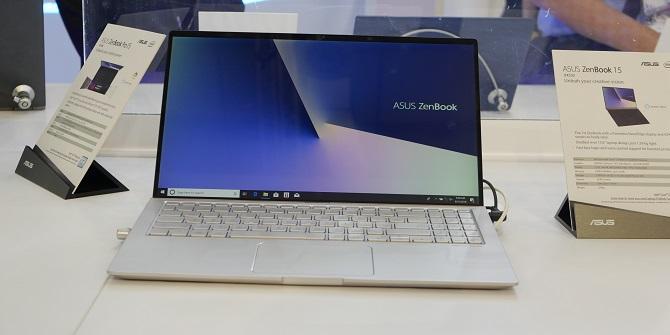 ASUS prezentuje odświeżone ultrabooki Zenbook na 2018 / 2019 [nc8]