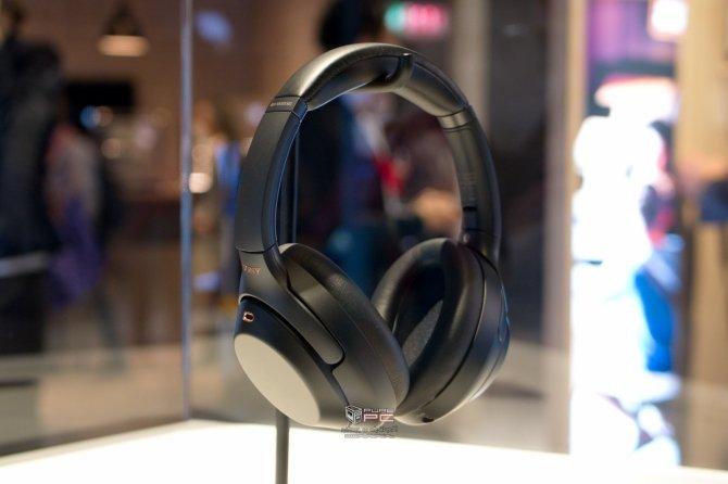IFA 2018: Sony WH-1000XM3 - nowe słuchawki z aktywną redukcją szumów [1]