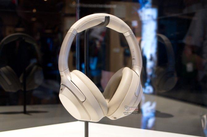 IFA 2018: Sony WH-1000XM3 - nowe słuchawki z aktywną redukcją szumów [2]