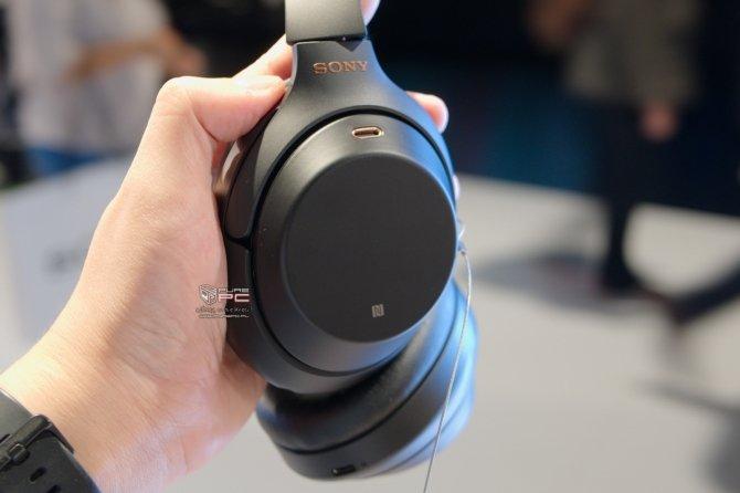 IFA 2018: Sony WH-1000XM3 - nowe słuchawki z aktywną redukcją szumów [3]