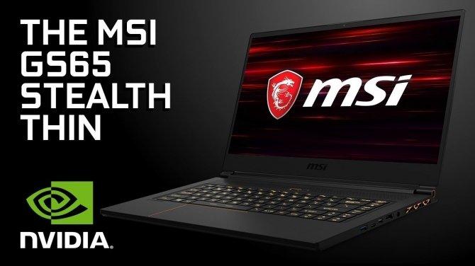 MSI: od września wzrośnie sprzedaż gamingowych laptopów [1]