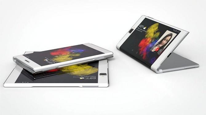 Samsung może zaprezentować składany smartfon w tym roku [1]