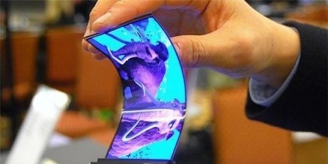 Samsung może zaprezentować składany smartfon w tym roku [2]