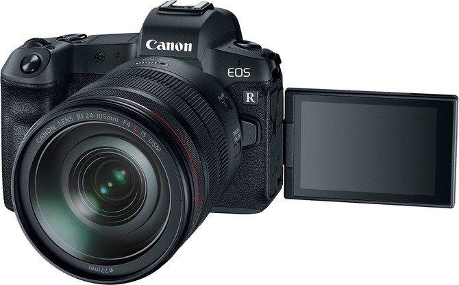 Canon EOS R - nowy pełnoklatkowy bezlusterkowiec [1]