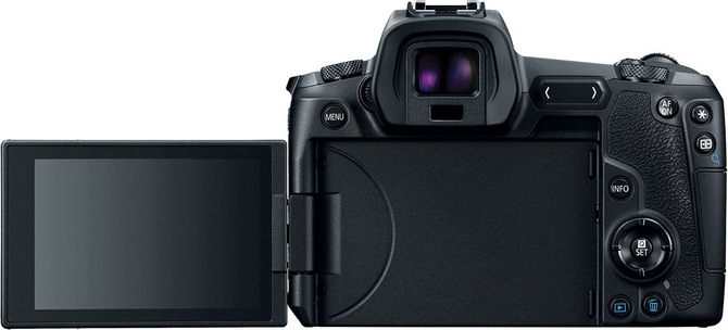 Canon EOS R - nowy pełnoklatkowy bezlusterkowiec [2]