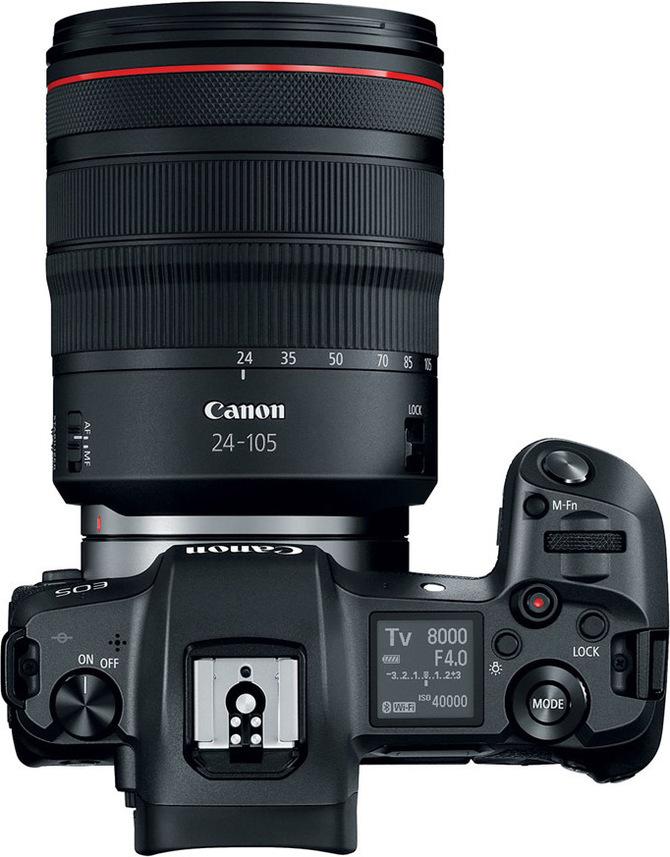 Canon EOS R - nowy pełnoklatkowy bezlusterkowiec [3]