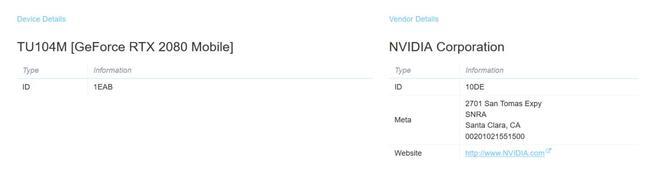 NVIDIA GeForce RTX 2080 Mobile - co już wiemy o nowym GPU? [2]