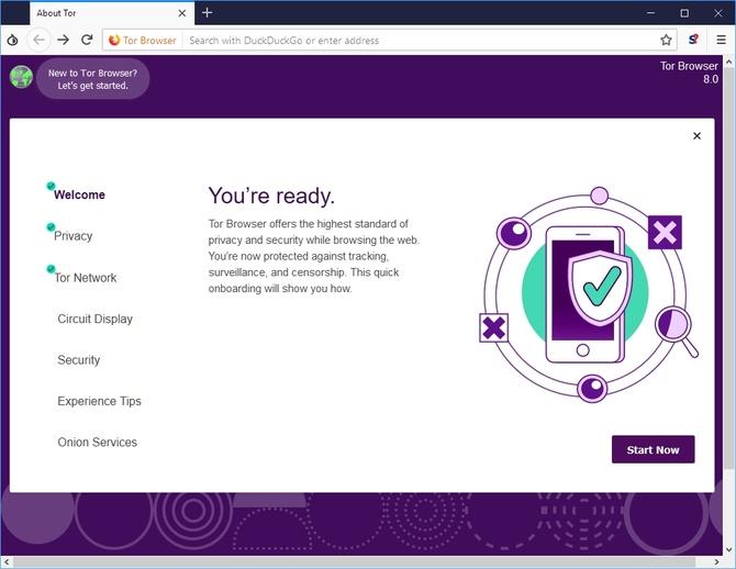 Przeglądarka Tor 8.0: surfowanie incognito nigdy nie było tak proste [1]