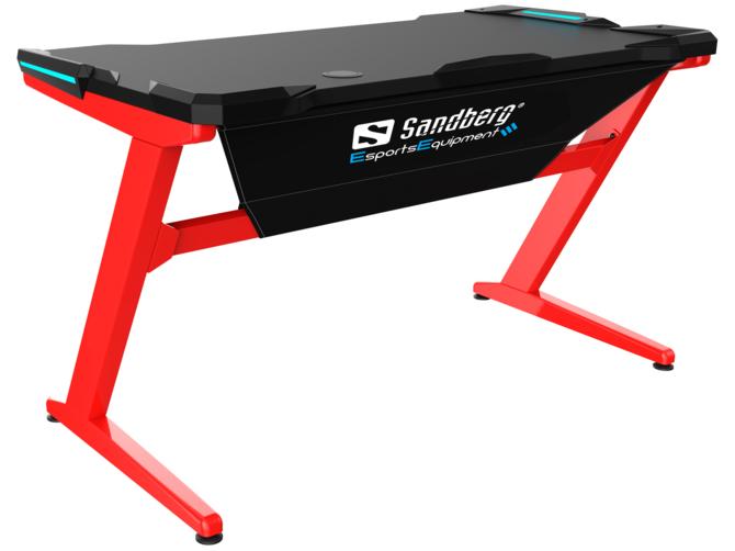 Sandberg rusza z produkcją gamingowych biurek. Idzie nowy trend? [1]