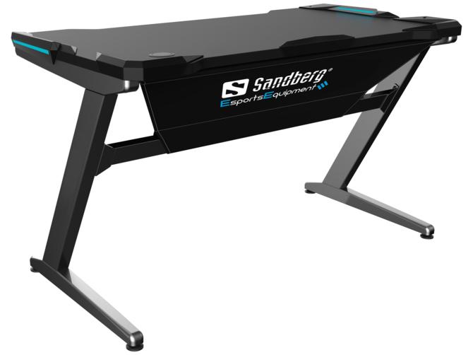 Sandberg rusza z produkcją gamingowych biurek. Idzie nowy trend? [2]