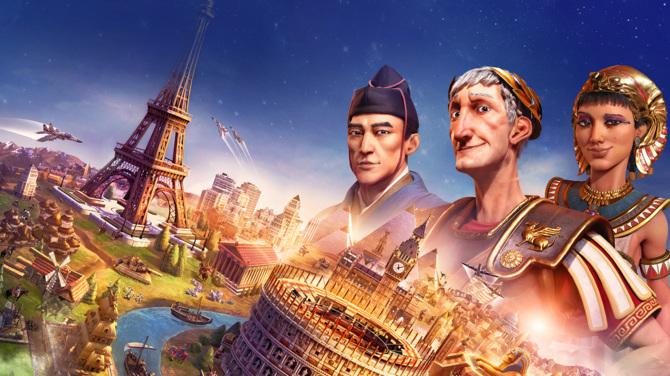 Sid Meier's Civilization VI zadebiutuje na Nintendo Switch [1]