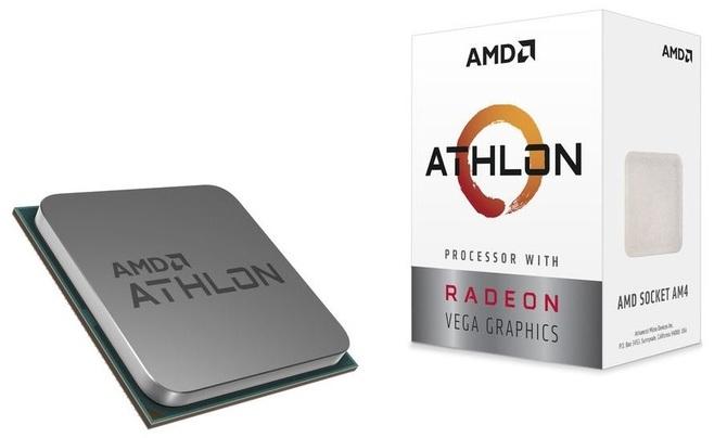 AMD Athlon 200GE będzie miał zablokowany mnożnik [3]